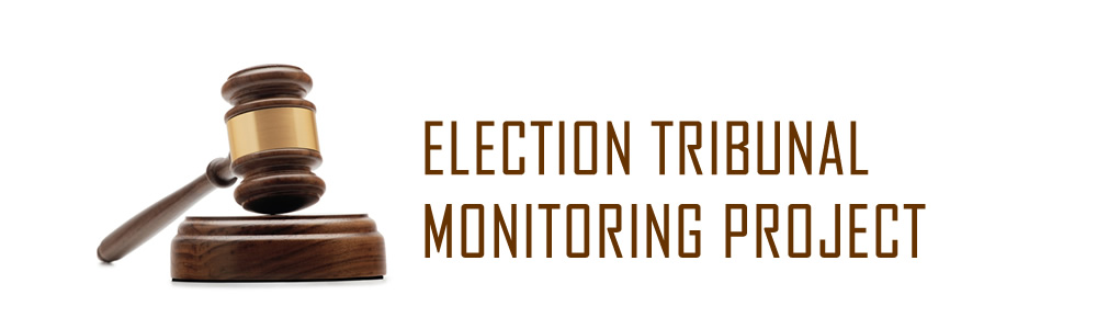 Election Tribunal Monitoring Project