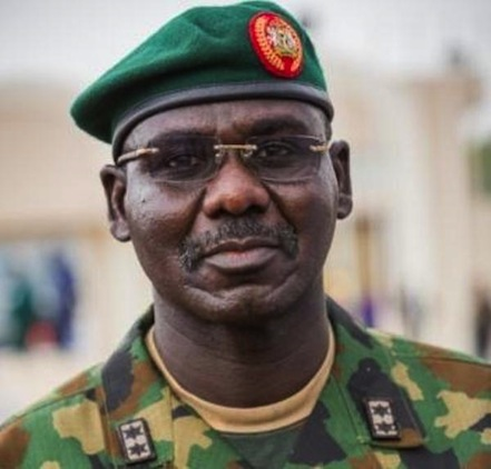 Group asks EFCC to investigate Buratai over alleged ‎purchase of properties in Dubai